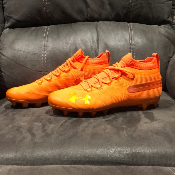 Under Armour Men S Spotlight Suede Football Cleats Off 64 Www Ravornvillaboutique Com